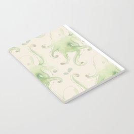 Septopus Wallpaper Notebook