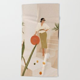 Wonders of the New Day Beach Towel
