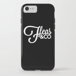 Fleas&Co iPhone Case