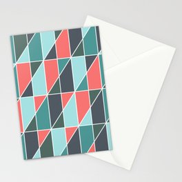 Abstract Geometry 24 Stationery Cards