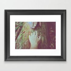 Follow me II Framed Art Print