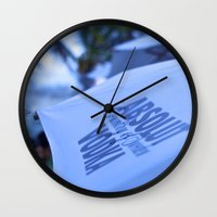 vodka Wall Clocks featuring Vodka! by Jose Loureiro