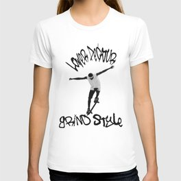 Lower Decatur Grind Style T-shirt