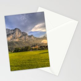 St Lorenz Austrian Alps Stationery Cards