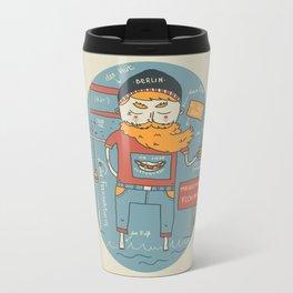 Berliner Kind Metal Travel Mug
