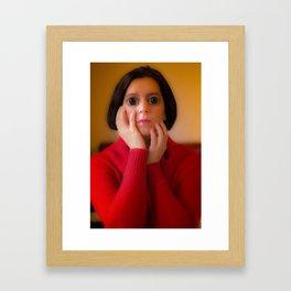Surrealismo Framed Art Print