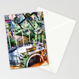 ShellShock Ride at Nickelodeon Universe at MOA Stationery Cards