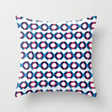 XOXOXOXO Throw Pillow