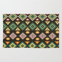 geo Area & Throw Rugs featuring Geo by Sproot