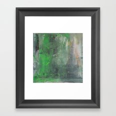 Trust The Flow Framed Art Print