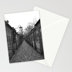 Auschwitz, Poland. Stationery Cards