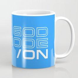 God Mode: ON Coffee Mug