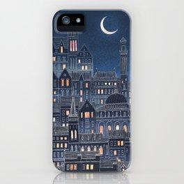 Luna iPhone Case