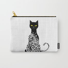 ornamental cat Carry-All Pouch