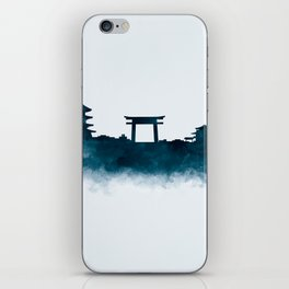 Kyoto Skyline iPhone Skin
