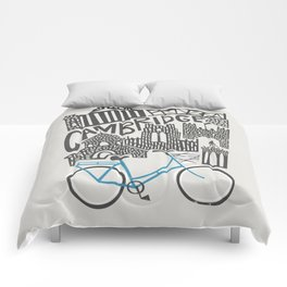 Cambridge Cityscape Comforters