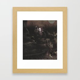 Catch as Catch Can Framed Art Print