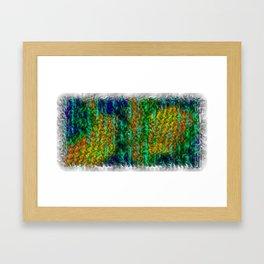 Bedlam 03 40 Framed Art Print