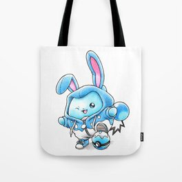 A Bubbly Personality Tote Bag
