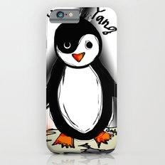 Yin Yang Penguin  iPhone 6 Slim Case