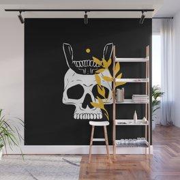 King of No Body - Bright Idea Wall Mural