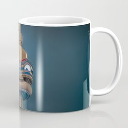 The smiling CN Tower Coffee Mug