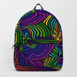 Psychedelic Rickshaw Backpack