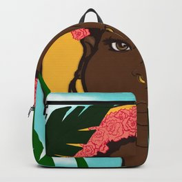 Ebony Backpack