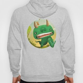 The mighty Flogizard Hoody