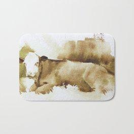 Ciao Vaca! Bath Mat