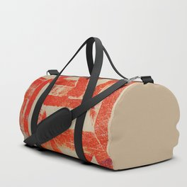 Ink Roller Duffle Bag