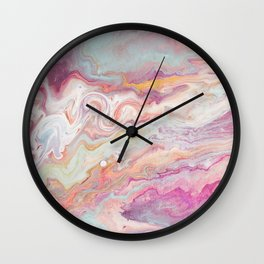 And come forth from the cloud of unknowing Wall Clock