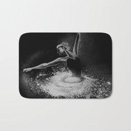 Galaxy Ballerina Bath Mat