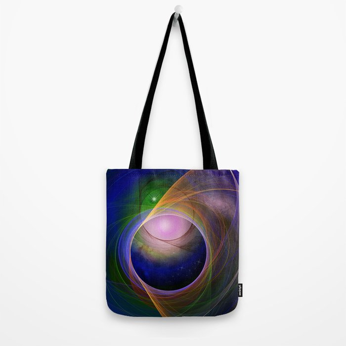 Entrance to universe Tote Bag