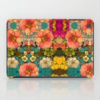 discount iPad Cases featuring Perky Flowers! by Love2Snap