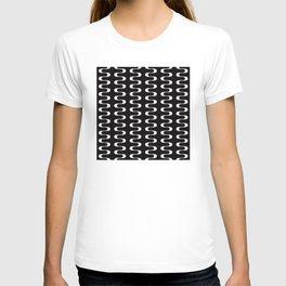 Geometric Pattern 173 (waves) T-shirt