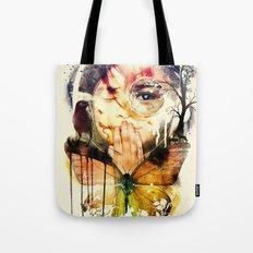 The Silence Tote Bag
