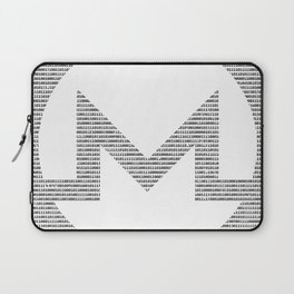 Binary Monero Laptop Sleeve