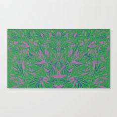 Berry Exotic Jungle #3 Canvas Print