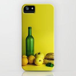 Lemon lime - still life iPhone Case