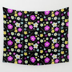 Candy Primrose Wall Tapestry