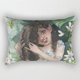 Nei Fiori Rectangular Pillow