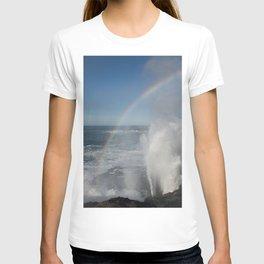 Sea Spray Rainbow T-shirt