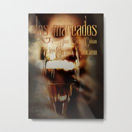 Los mareados Metal Print