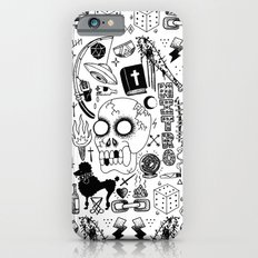 Tattoo 1 Slim Case iPhone 6s