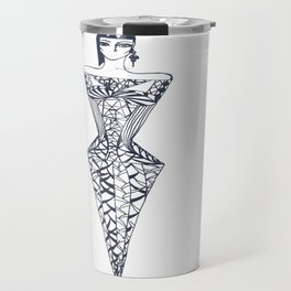 diamonds are forever Travel Mug