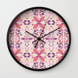 Petal Pusher Wall Clock