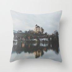 Buchs, Switzerland Throw Pillow