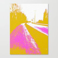 road Canvas Prints featuring Road by Mr and Mrs Quirynen
