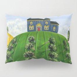 Hilly Heartland Pillow Sham